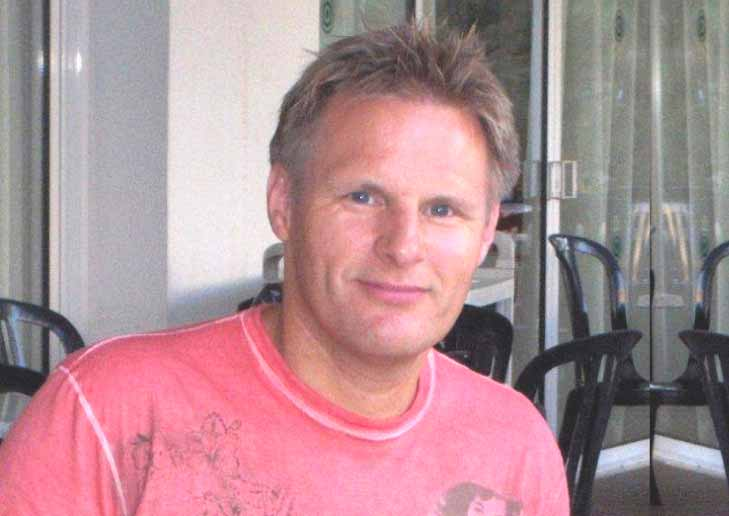 Ole Kristian Riise (58) had his life turned upside down after a stroke. - Aminoblue